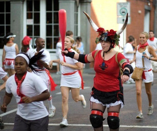 running with the bulls 1