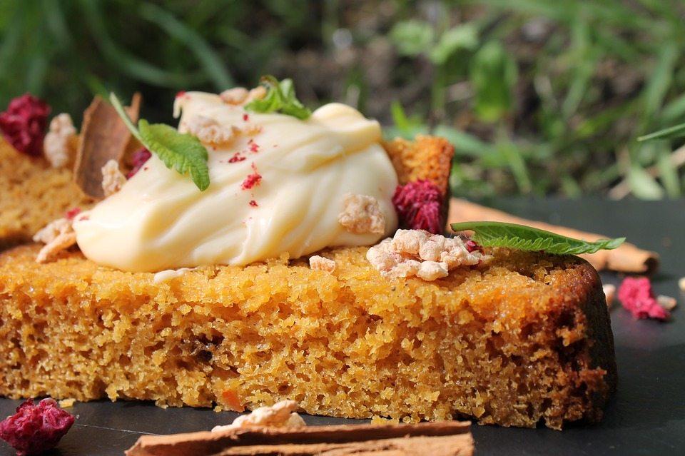 New Orleans Reveillon Dinner Desserts